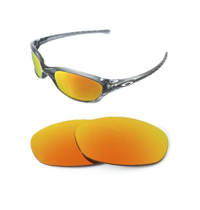 ac1238e7308 ... authentic new polarized custom fire red lens for oakley fives 2.0  sunglasses 63528 61b52 ...