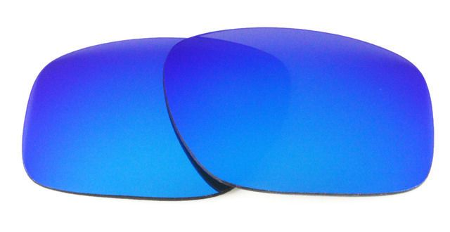 b61f281f951 NEW POLARIZED ICE BLUE REPLACEMENT LENS FOR OAKLEY MAINLINK SUNGLASSES
