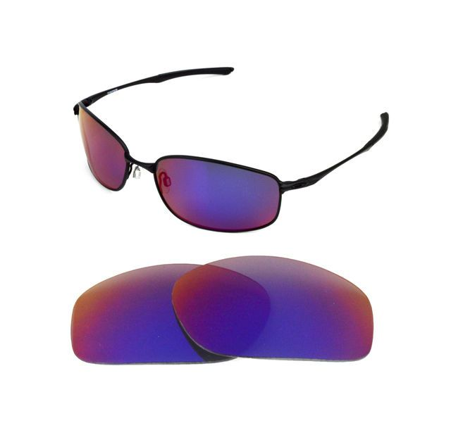 7bf01d416c NEW POLARIZED LIGHT +RED REPLACEMENT LENS FOR OAKLEY TAPER SUNGLASSES